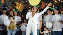 Laschar ir audio «Gieus olimpics 2018: Il «Olympic song»».
