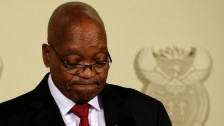 Laschar ir Audio «Jacob Zuma»