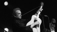 Laschar ir audio «Johnny Cash: «Bridge over troubled water»».