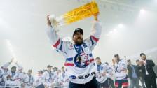 Laschar ir Audio «Il club da hockey ZSC Lions»