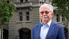 Laschar ir audio «Oscar Knapp: «Igl è impurtant da mussar ch'il rumantsch exista!»».