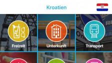 Laschar ir audio «Digitip – app per viadis en pajais da l'Uniun Europeica».