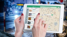 Laschar ir audio «Digitip – «Maps Me»: orientaziun cun in'applicaziun».
