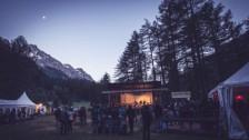 Laschar ir audio «Open Air Sur l'Aua a Casaccia».