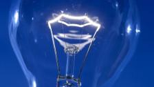 Laschar ir Audio «La funtauna da glisch LED»