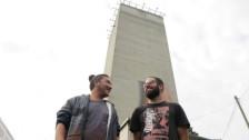 Laschar ir audio «Il «Mühleturm» vegn colurà».