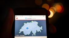 Laschar ir Audio «Digitip – «Alertswiss» per cas urgents»