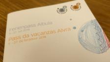 Laschar ir Audio «Pass da vacanzas Alvra duai cuntinuar»