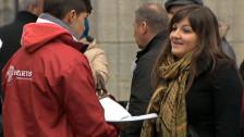 Audio «Hilfswerke verbessern Arbeits-Bedingungen der Spendensammler» abspielen