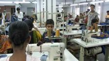 Audio «Bangladesh: Kinder nähten Schweizer Textilien» abspielen