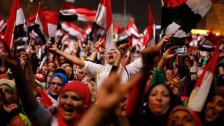 Audio «Frauenpower für ein demokratisches Ägypten» abspielen