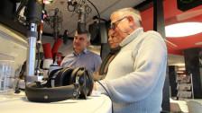 Audio «Die «Helden des Alltags 2013»-Finalisten zu Gast» abspielen