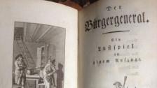 Audio ««Dieses Buch hätte ich gerne in meinem Antiquariat»» abspielen