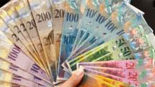 Audio «So gehen Sie mit falschen oder beschädigten Banknoten um» abspielen