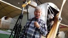 Audio «Wir gehen ins Fliegermuseum Dübendorf» abspielen