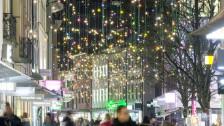Audio «Weihnachts-Beleuchtung: St. Gallen und Baden sparen Energie» abspielen