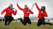 Audio «Auf dem Sprung zur Medaille – Nachwuchsförderung im Sport» abspielen