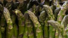 Audio «Jetzt schon Spargeln essen? Der «À Point»-Marktbericht» abspielen