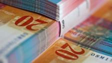 Audio «Nein, nicht schon wieder: die Steuern sind fällig» abspielen