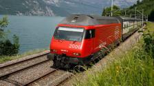 Audio «Mit dem Zug durch die Schweiz: Geschichten und Gedichte» abspielen