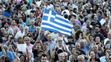 Audio «Ferien in Griechenland: Bargeld mitnehmen» abspielen