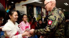 Audio «Auf Friedensmission in Korea» abspielen