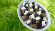 Audio «Fenchel-Zwiebel-Gemüse mit Oliven und Ziegenkäse» abspielen