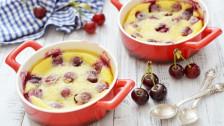 Audio «Kirschen-Clafoutis: Ein Dessert mit französischem Flair» abspielen