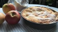 Audio «So schmeckt der Apfel – gedeckter Apfelkuchen» abspielen