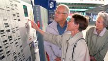 Audio «SBB «lenkt» Kunden weg vom Schalter» abspielen