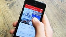 Audio «Neue SBB-App: Das sagen die Tester» abspielen