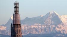 Audio «Marmor, Kalk und Sandstein bricht – warum Denkmäler zerbröseln» abspielen