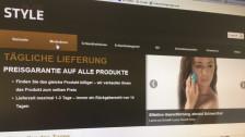 Audio «Bund warnt vor luschem Online-Shop» abspielen