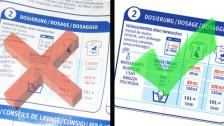 Audio «Migros-Waschmittel mit Druckfehler bei Dosier-Angaben» abspielen