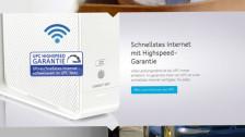 Audio «Internetgeschwindigkeit: UPC macht ihr günstiges Angebot schlecht» abspielen