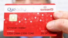 Audio «Kommt mit «Swiss ID» ein digitaler Ausweis für alle?» abspielen