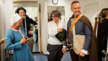 Audio «Als Pilger unterwegs - Adieu Gegenwart, willkommen Vergangenheit!» abspielen.