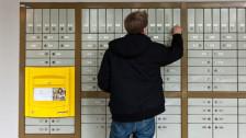 Audio «Post liefert keine Pakete mehr an Postfach-Adressen» abspielen