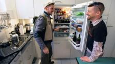 Audio ««Wer Hunger kennt, wirft kaum Essen weg»» abspielen