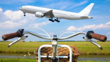 Audio «Wegen E-Bike: Streit am Flughafen Basel» abspielen