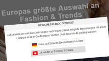 Audio «Geoblocking für Webshops bald auch in der Schweiz verboten?» abspielen