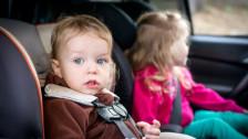Audio «Muss man Kindersitze nach einem Unfall ersetzen?» abspielen