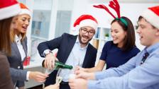 Audio «Firmen-Weihnachtsfeier: Muss ich da wirklich hin?» abspielen