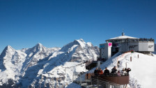 Audio «Spektakel in den Alpen - 50 Jahre James Bond und Schilthorn» abspielen