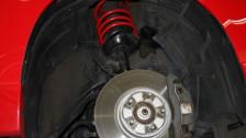 Audio «Kaputte Fahrwerksfedern im Auto: Das Unfallrisiko fährt mit» abspielen