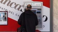 Audio «Euro kann man auch günstiger am Schalter wechseln» abspielen