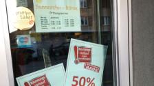 Audio «Krise bei Kleiderbörsen durch Billigkleider und Nachfolgermangel» abspielen
