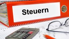 Audio «Lohnt sich ein Steuerberater?» abspielen