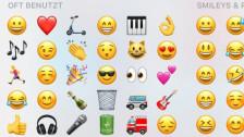 Audio «Emoticons und Emojis - Texten mit Symbolen und Emotionen» abspielen