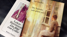 Audio «Zwei Romane über die skandalöse Liaison der Lydia Welti-Escher» abspielen